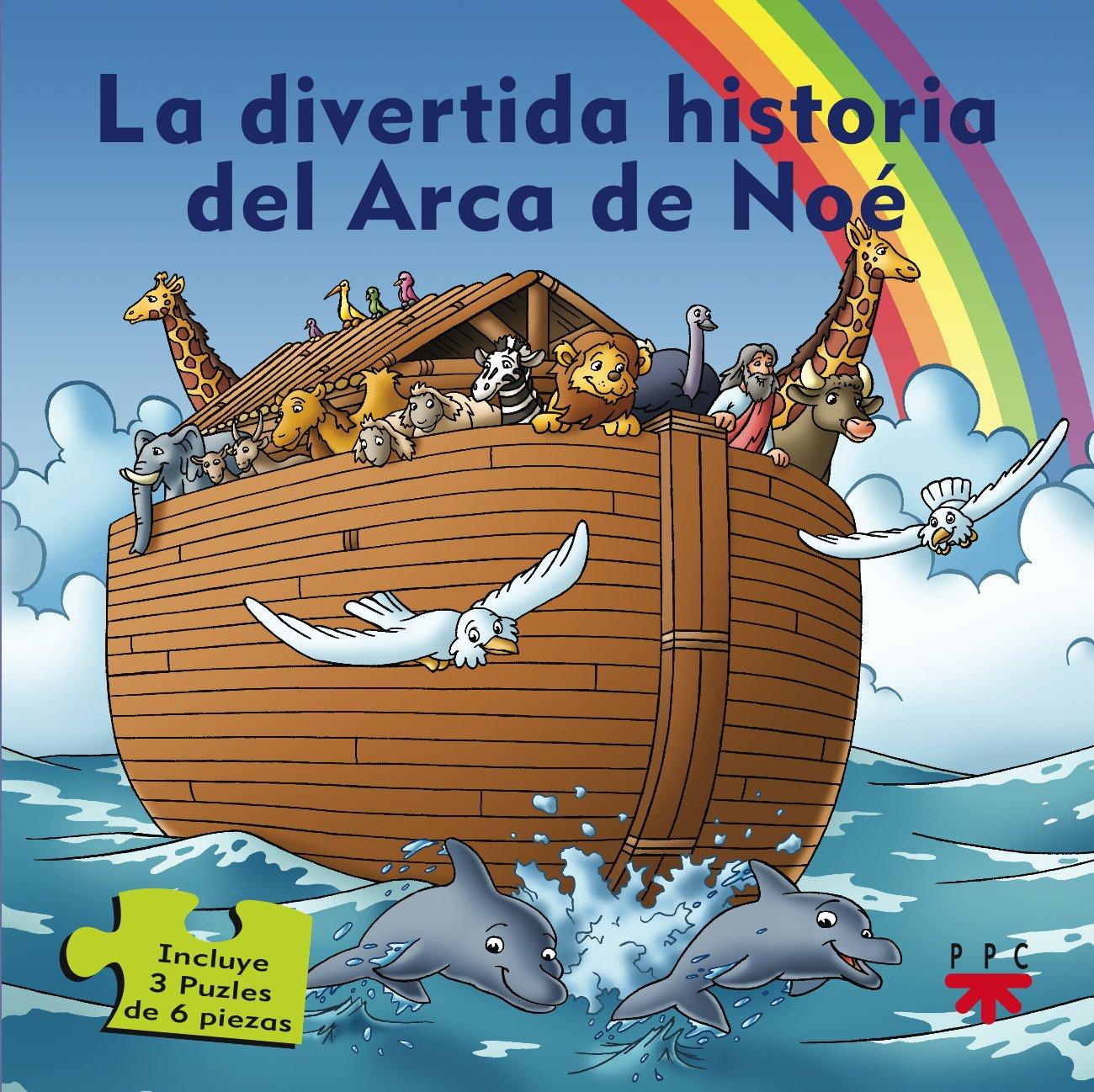 La divertida historia del Arca de Noé: Amazon.es: Juhl, Torben: Libros