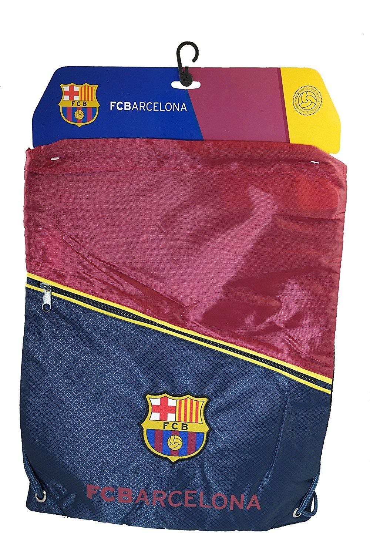 Fc Barcelona Authentic Official Licensed Soccer Drawstring Cinch Sack Bag 017