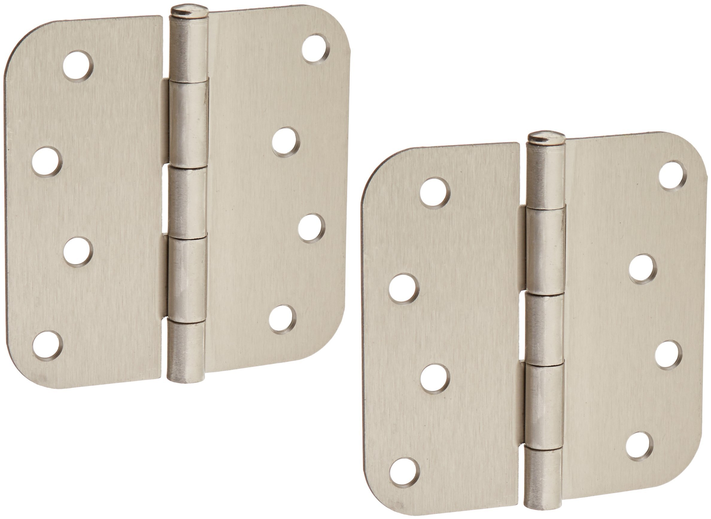 Deltana DSH35R526 Single Action Steel 3 1//2-Inch x 3 1//2-Inch x 5//8-Inch Spring Hinge