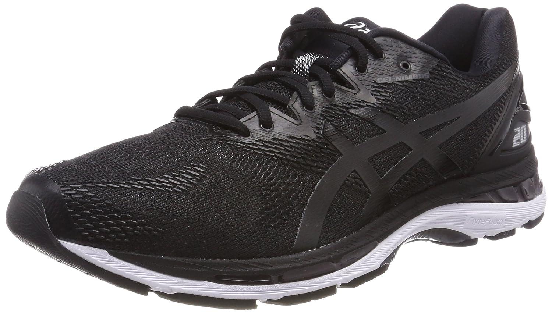 Noir (noir blanc voiturebon 9001) 43.5 EU ASICS Gel-Nimbus 20, Chaussures de FonctionneHommest Homme