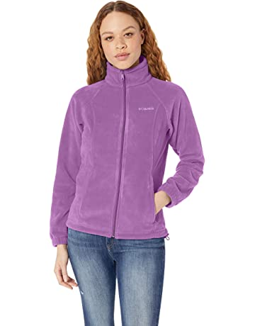 a9c486d998f80 Columbia Women s Petite Benton Springs Full Zip Jacket