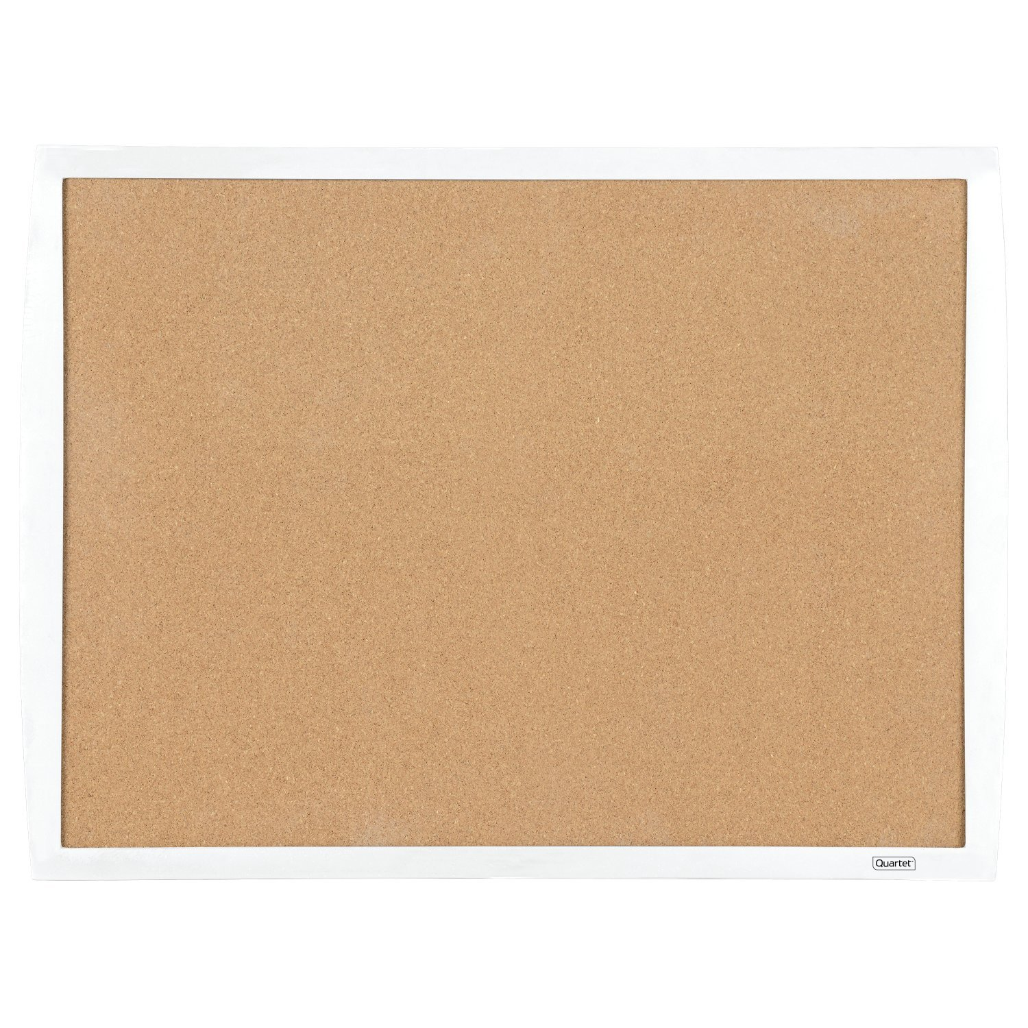 Uncategorized Cork Board No Frame bulletin boards amazon com office school supplies quartet cork board 17x23 white frame