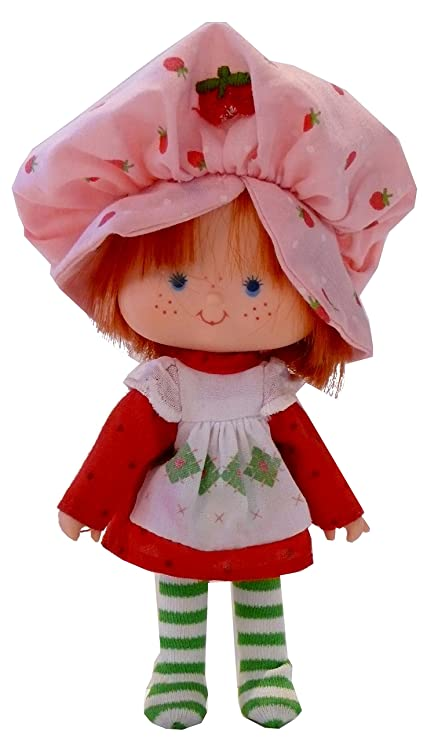 Amazon.com: Strawberry Shortcake 1979 Vintage (Retired) Doll - Collectible  Replacement Toy - Loose (OOP Out of Package & Print): Toys & Games