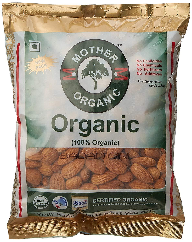 Mother Organic Badam Giri/Almond - 1000gm