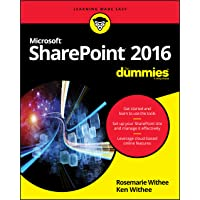 Image for SharePoint 2016 For Dummies (Learning Made Easy)