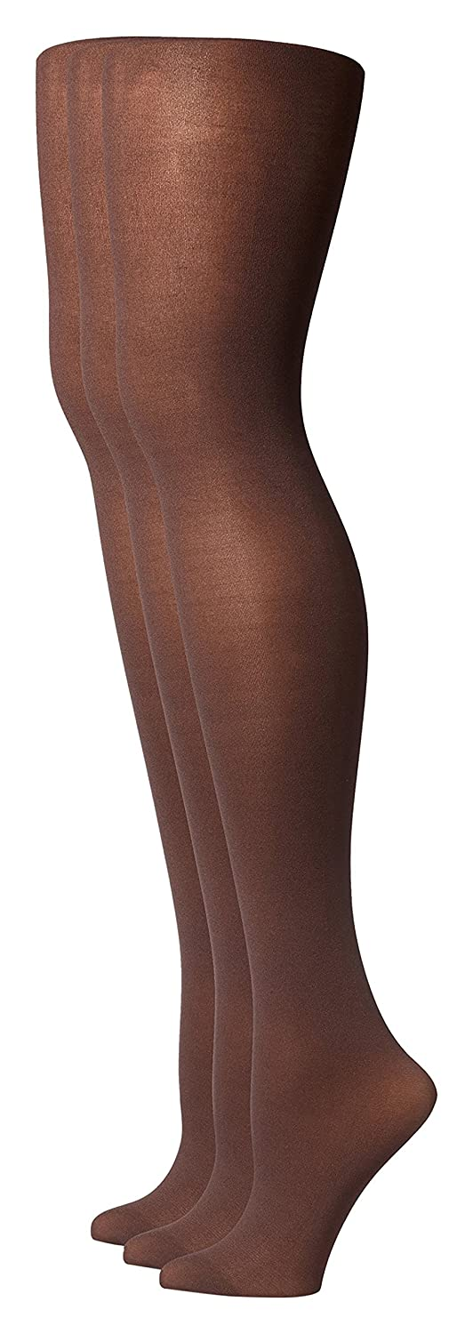 No Nonsense Women's Opaque Sheer To Waist Tight BC2294