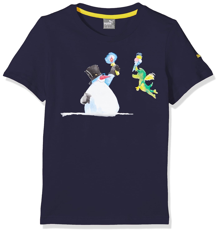 Puma Children's Tabaluga - Tee T-Shirt PUMAE|#PUMA 593616