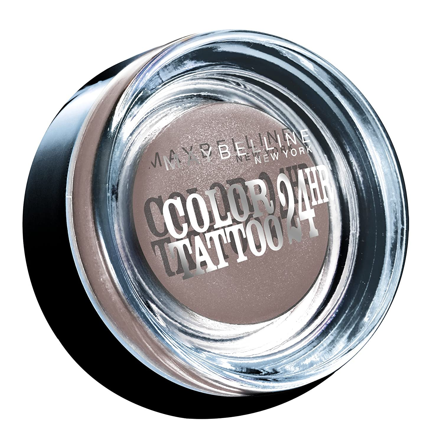 Maybelline Jade - Ombretto in gel Color Tattoo 24H, n° 65 Pink Gold, 1 pz. (1 x 4,5 g) 3600530828036