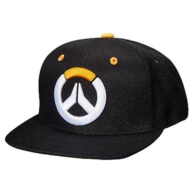 Amazon.com  JINX Overwatch Heroes Snapback Baseball Hat 27706dc109d
