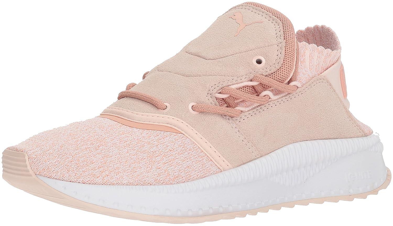 PUMA Women's Tsugi Shinsei Evoknit Wn Sneaker B072Y1RS4B 8.5 B(M) US|Pearl-peach Beige-whisper White
