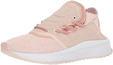 Puma Frauen Tsugi Shinsei Evoknit Schuhe 37.5 EU Pearl/Peach Beige/Whisper White