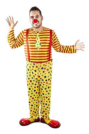 Costumizate! Disfraz de Payaso Adulto Especial para Fiestas de ...