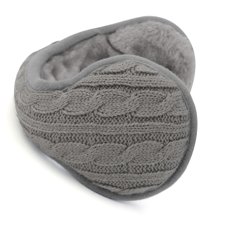 Zeltauto Unisex Children's Winter Earmuff Windproof Ear Warmer Cover Back Worn Style
