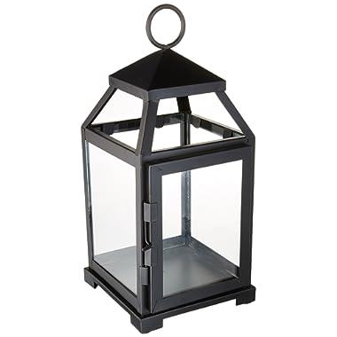 Koehler 39871 12 Inch Contemporary Candle Lantern