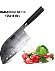 SHAN ZU Chef Knife Damscus Steel Knife