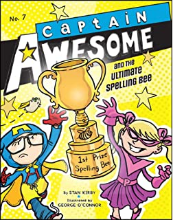 Captain Awesome and the Ultimate Spelling Bee (Captain Awesome (Hardcover))