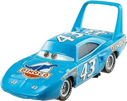 Amazon Com Disney Pixar Cars Diecast The King Vehicle Toys Games