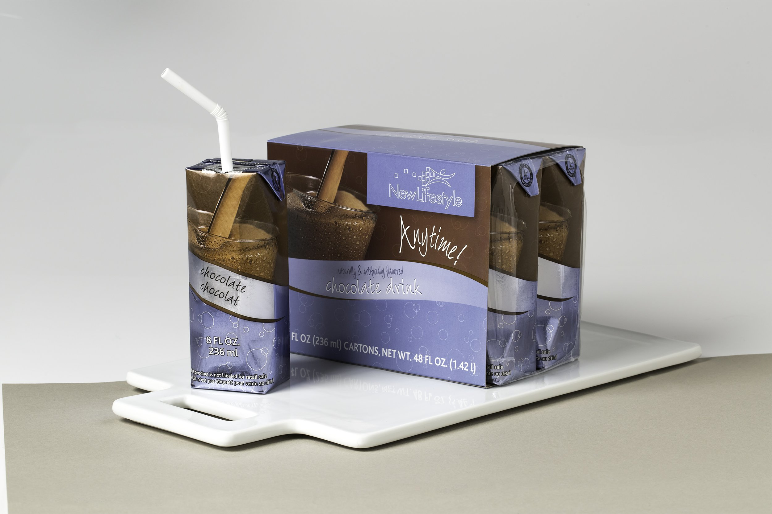 1 Case (24) Chocolate Ready to Drink Shakes - Healthy Meal Replacement Weight Loss & Healthy Living