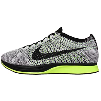 buy online be944 ef6ae NIKE flyknit racer mens running trainers 526628 007 uk 10 us 11 eu 45  sneakers shoes  Amazon.co.uk  Shoes   Bags