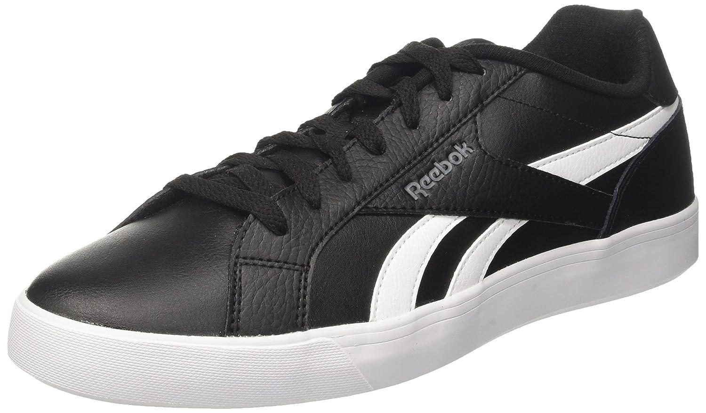 Reebok Herren Royal Complete 2ll Sneaker  47 EU|Schwarz (Black/White/Alloy)