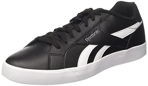 Reebok Royal Complete 2LL, Zapatillas para Hombre, Negro (Black/White / Alloy