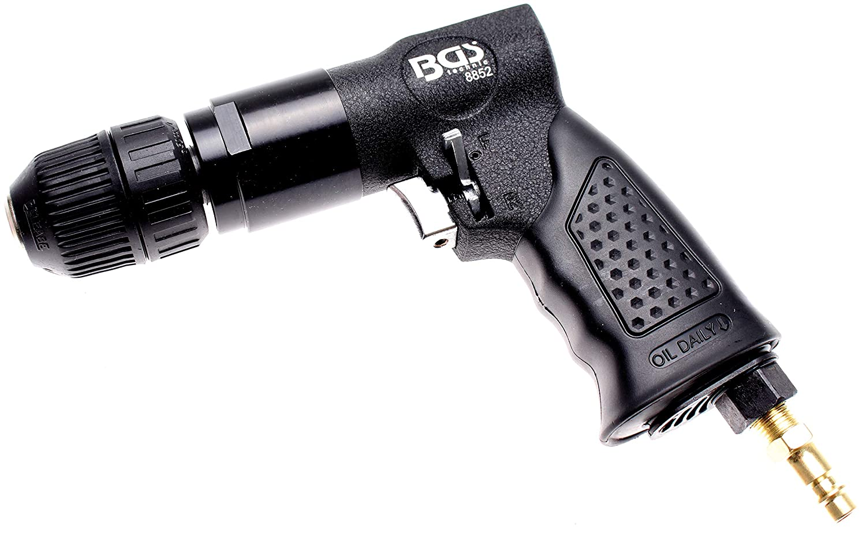 BGS perceuse /à air comprim/é avec mandrin sans cl/é de 10/mm lot de 2/givr/é 8852