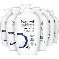 Neutral Handzeep Parfumvrij Pomp, zeepdispenser - 6 x 250ml