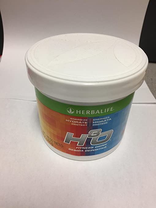 Amazon.com: Herbalife H3O Fitness Drink – Orangeade, canister: Health & Personal Care