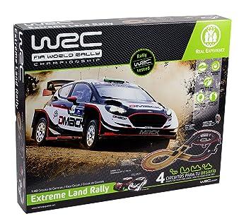WRC Extreme Land Rally, Color Negro (Fábrica De Juguetes 91001.0): Amazon.es: Juguetes y juegos