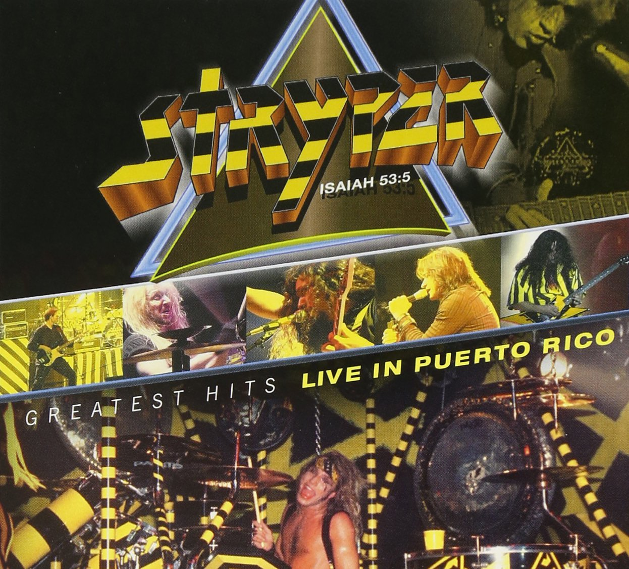 Greatest Hits: Live in Puerto Rico by Immortal
