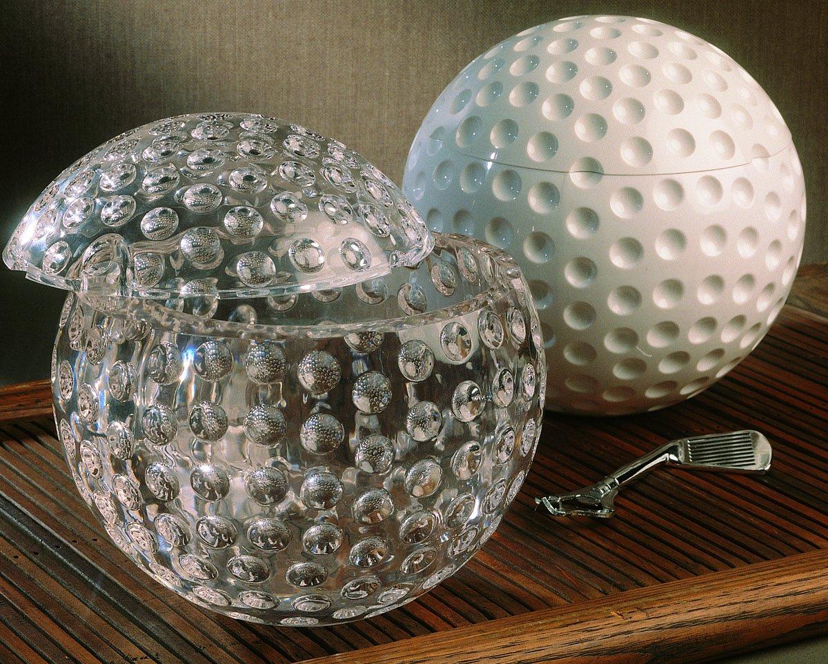 Luxury Golf Ball Ice Bucket Home