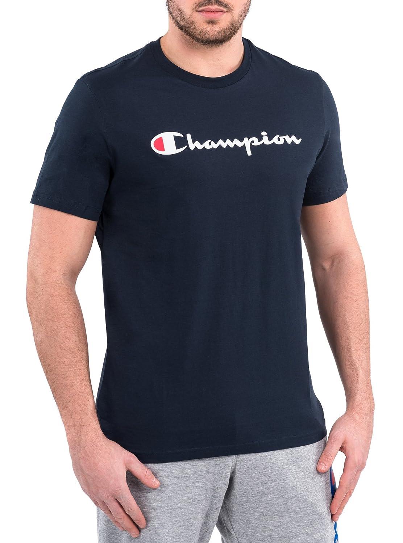 Champion 209492 Camiseta, Hombre, Turquesa, XXL: MainApps: Amazon ...