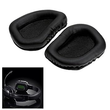 dophee 1 par de almohadillas fundas de cojín de repuesto para Tritton Auriculares estéreo de Xbox 360: Amazon.es: Electrónica