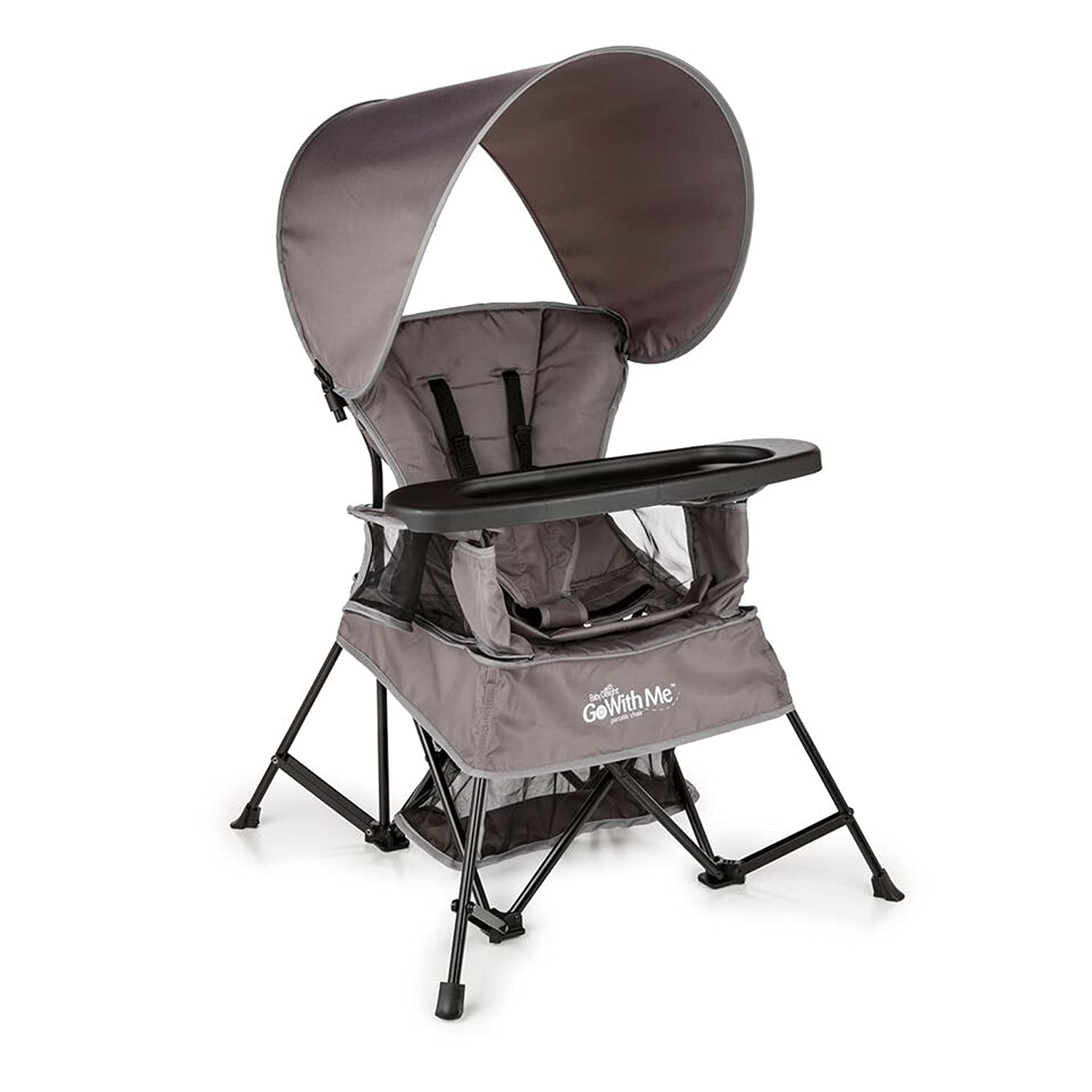 Baby Delight Go With Me Chair, Gray BD5030