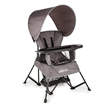 Baby Delight Go with Me Chair | Indoor/Outdoor Chair with Sun Canopy | Gray  sc 1 st  Amazon.com & Amazon.com : Baby Delight Go with Me Chair | Indoor/Outdoor Chair ...