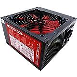 Tacens MP800 - Fuente de alimentación, 800 W, 14 dB, PFC activo
