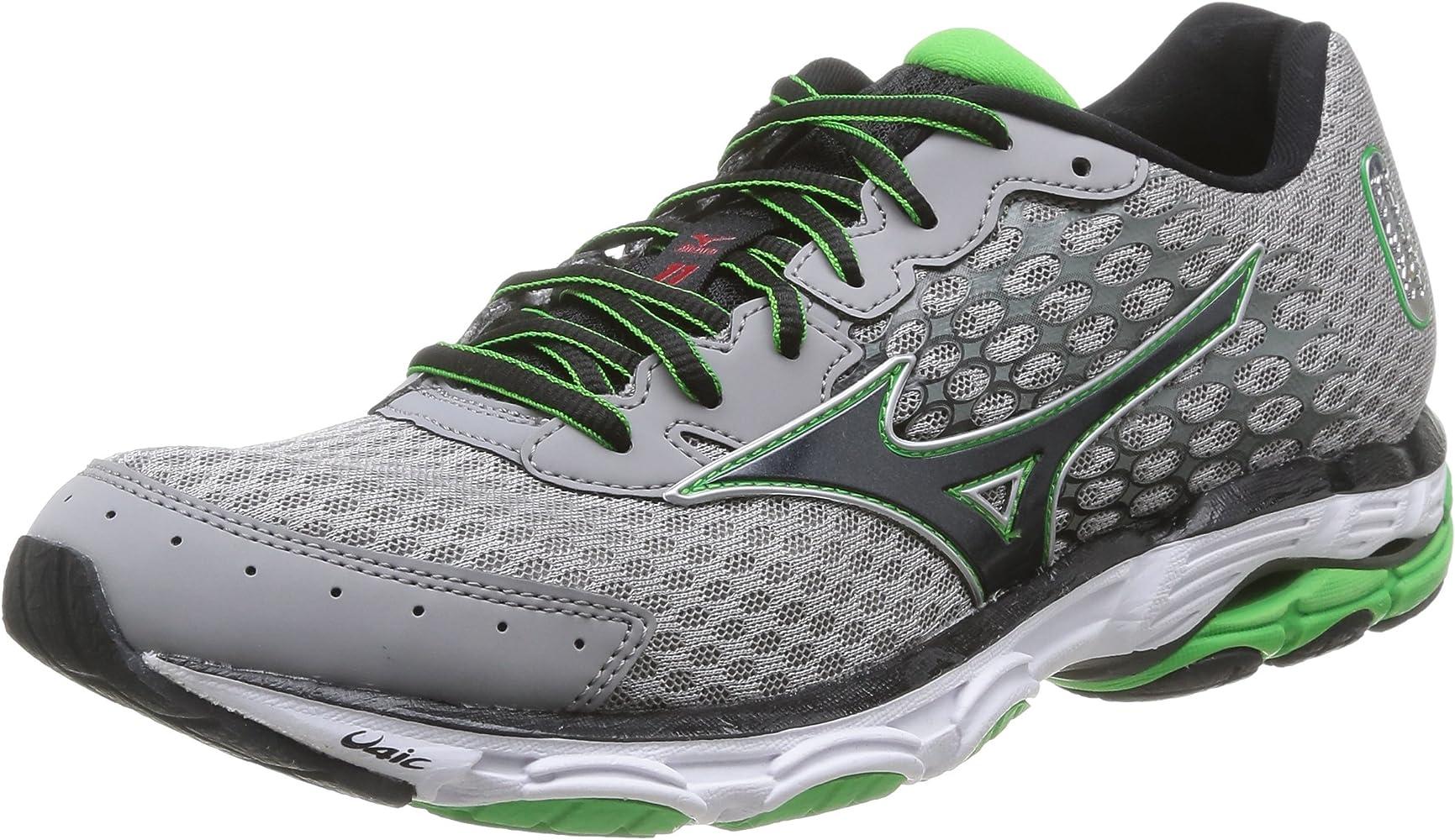 Mizuno - Zapatos para hombre, Alloy/Black/Classicgreen, 46: Amazon.es: Zapatos y complementos