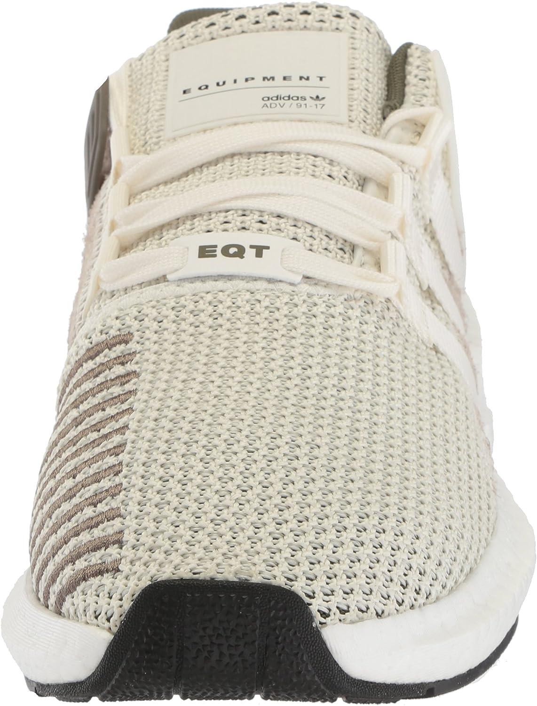 adidas Originals Men's EQT Support 93/17 Running Shoe White/White/White