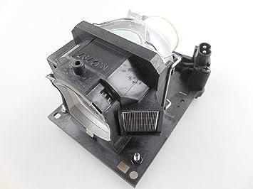 Supermait DT01511 Lámpara de Repuesto para proyector con Carcasa para HITACHI CP-AX2503 / CP-AX2504 / CP-CW250WN / CP-CW300WN / CP-CX250 / CP-CX251N / ...
