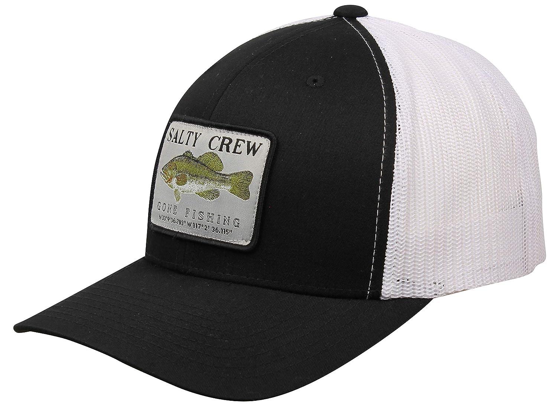 a7f4e66f0e6 ... cheap salty crew dixon retro trucker hat black white at amazon mens  clothing store ff061 6f2d8