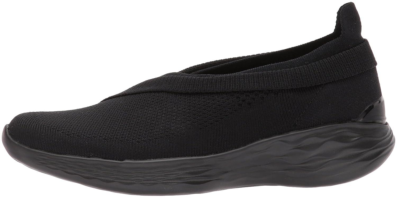 Skechers Damen You-Luxe Slip On Sneaker Sneaker On 2a2e4a