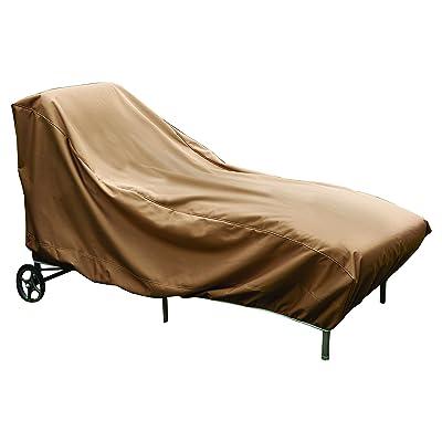 """Patio Armor SF43347 Chaise Lounge Cover, 76""""/28""""/30"""" : Garden & Outdoor"""