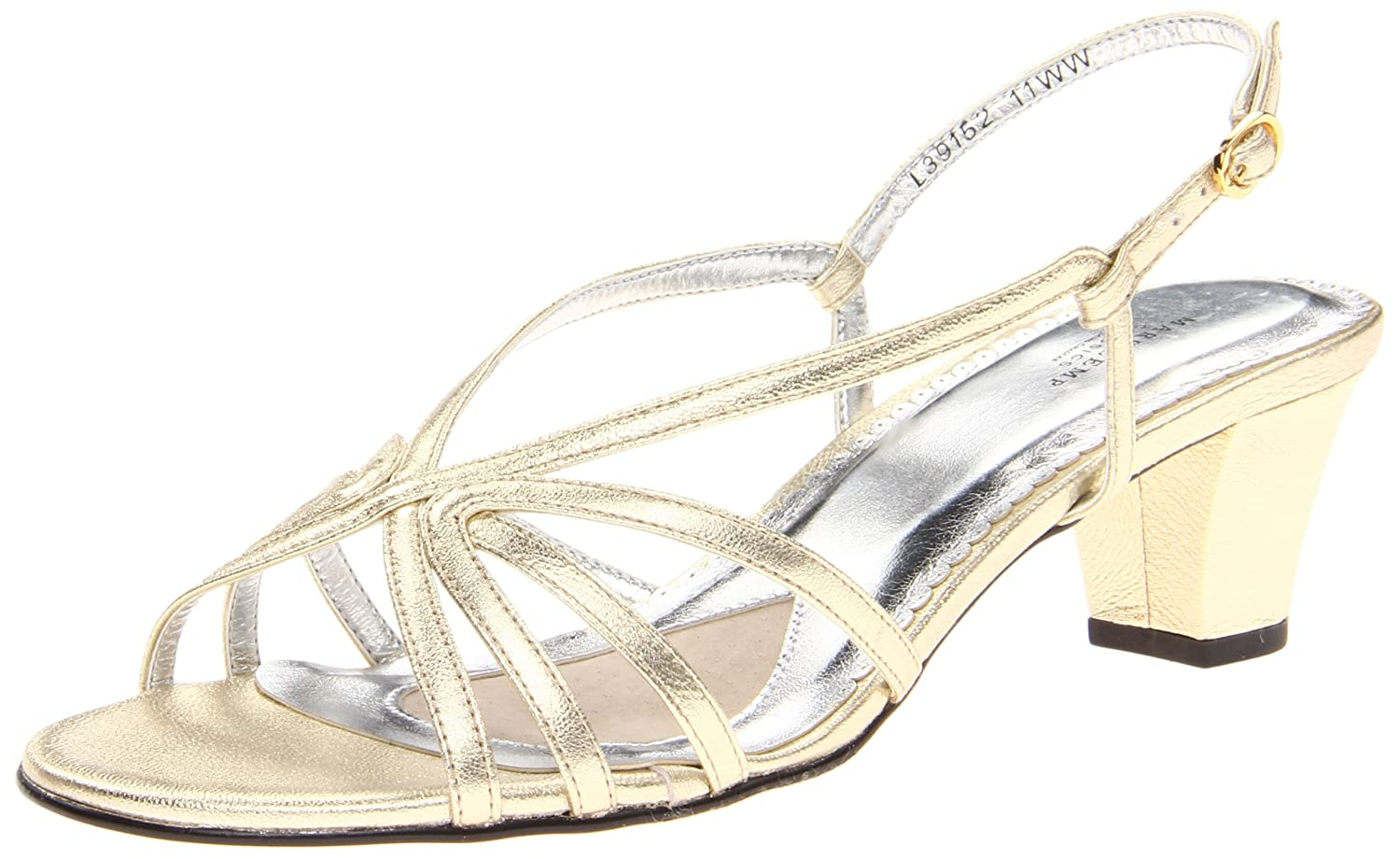 Mark Lemp by Walking Cradles Women's Leash Dress Sandal