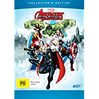 Avengers Assemble Complete Season 3 Collector's Edition