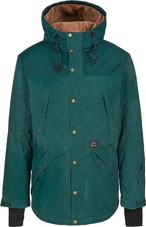 O Neill elemento chaqueta, hombre, Botanical Green: Amazon ...