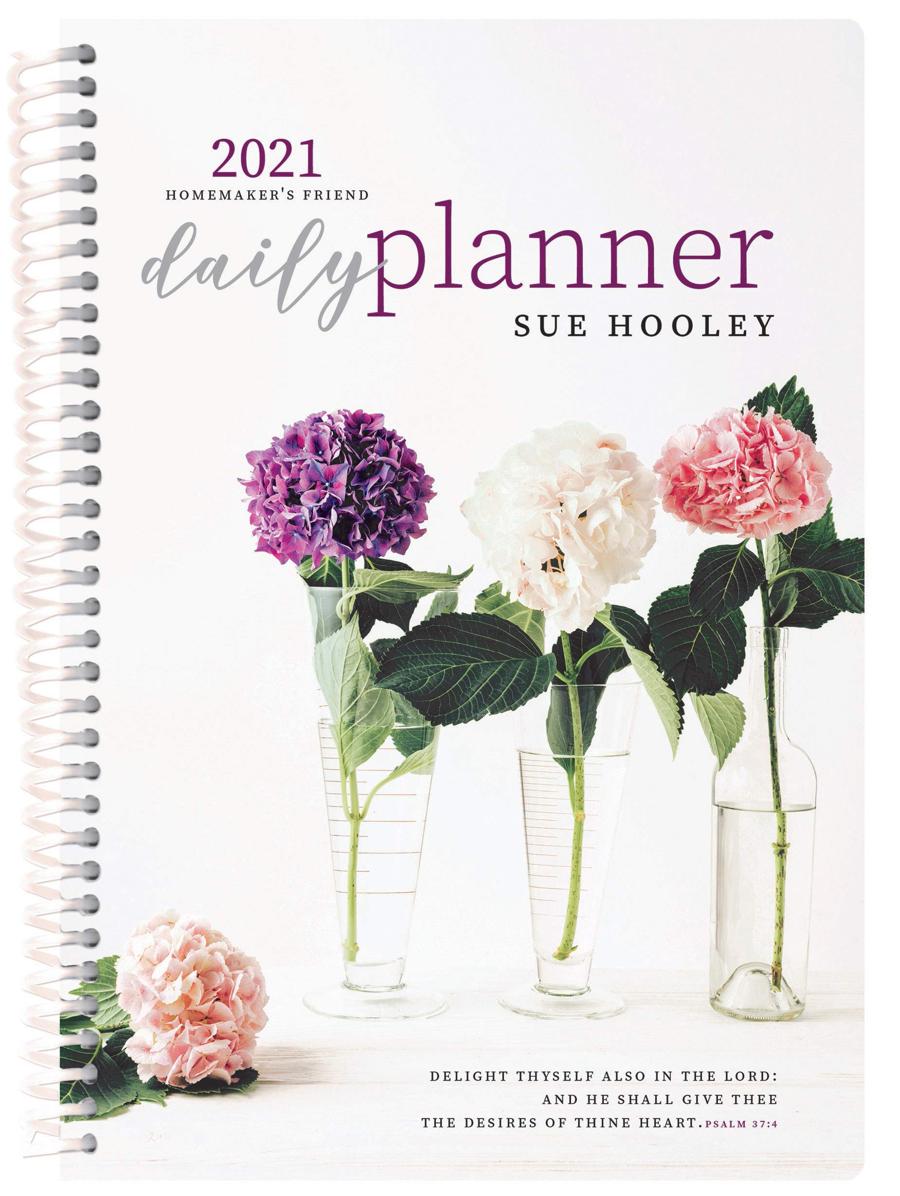 2021 Daily Planner: The Homemaker's Friend: Hooley, Sue: 9780878133208:  Amazon.com: Books