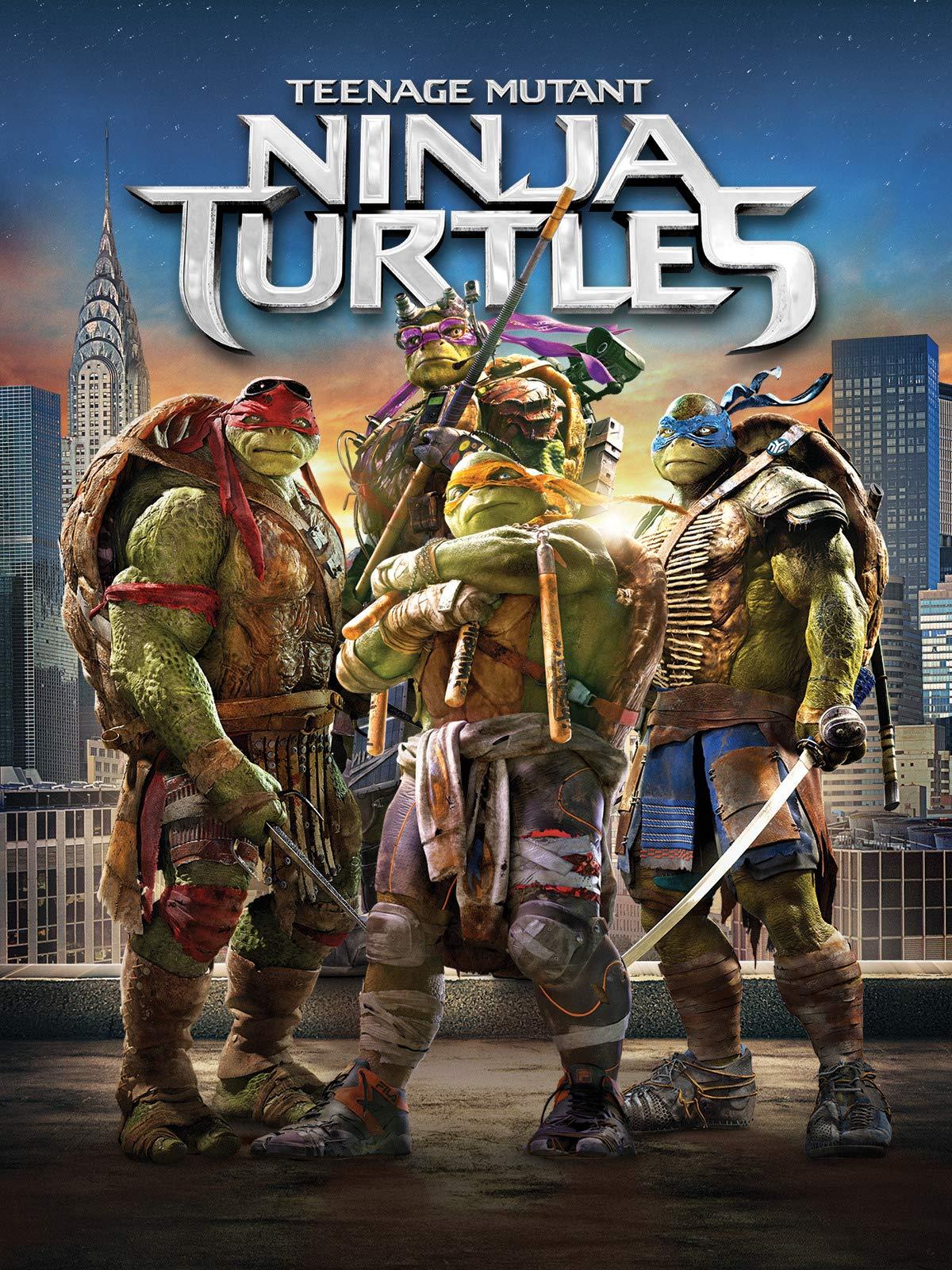 Watch Teenage Mutant Ninja Turtles (2014) (4K UHD) | Prime Video