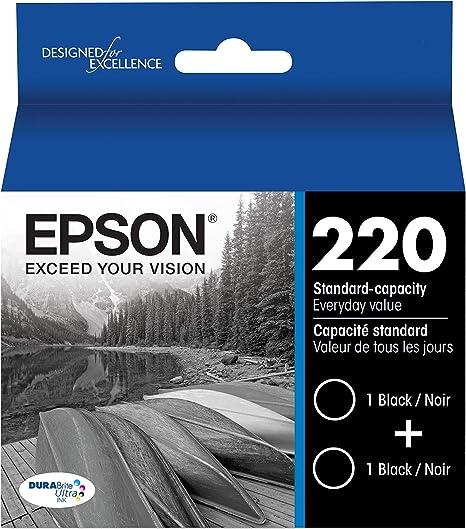 Amazon.com: Epson DURABrite T220120-D2 - Cartucho de tinta ...