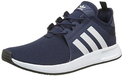 ADIDAS ORIGINALS Herren X_PLR Sneaker, Blau (Maruni / Ftwbla / Azutra 000),  43 1/3 EU
