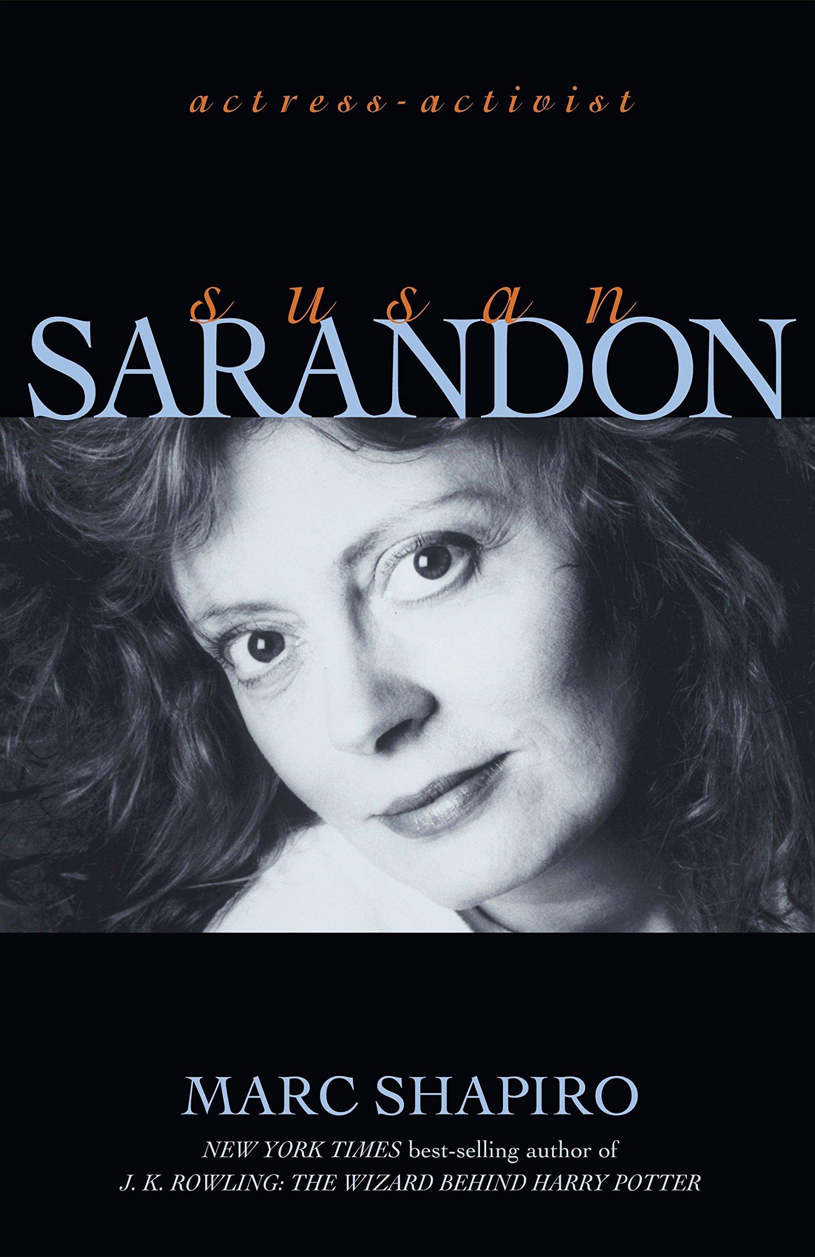 Read Online Susan Sarandon: Actress-Activist PDF
